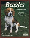 Beagles, Lucia Vriends-Parent, 0812038290