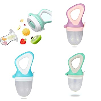 Second Sunny 3 UNIDS Alimento Fresco Alimentador de Fruta ...