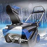 Snow Joe iON100V-21SB-CT 100-Volt iONPRO Cordless