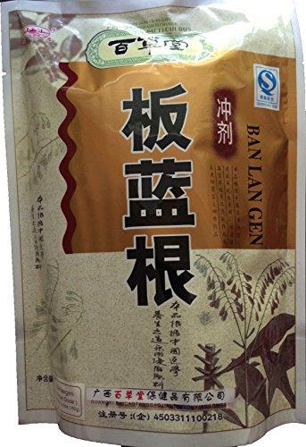 Herbal Supplement Ban Lan Gen Herbal Tea Instant Drink Isatis Root Beverage ()