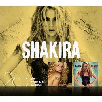 Shakira Laundry Service CD Covers