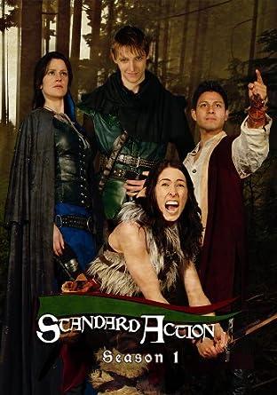 dc827b02c12 Amazon.com  Standard Action  Season 1  Joanna Gaskell as Edda ...