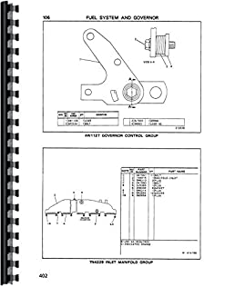 caterpillar 3406b engine parts manual 0739718023758 amazon com books  3406b engine diagram #10