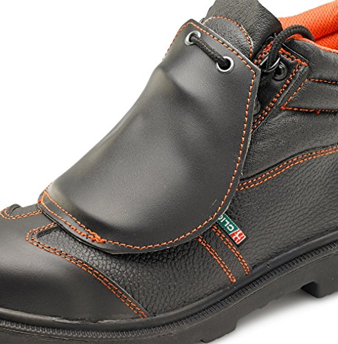 Click Metatarsal Boot S1P Black - Size 6