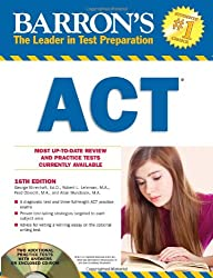 Barron's ACT with CD-ROM (Barron's ACT (W/CD))