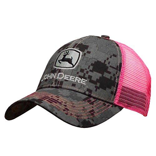John Deere Pink Camo - 5