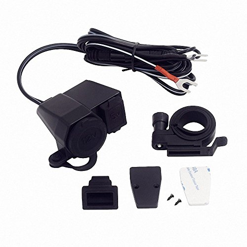 Waterproof Motorcycle Cigarette Lighter Charger product image