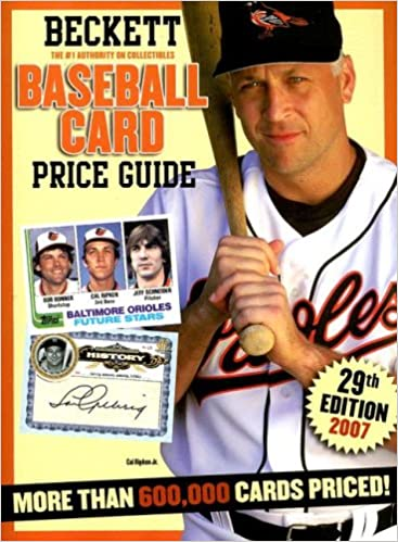 Beckett Baseball Price Guide 29 Beckett Baseball Card