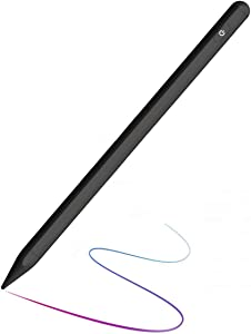 Stylus Pen for Apple iPad with Palm Rejection, Xdeal iPad Pencil with Magnetic Design & High Precise Writing,Compatible with iPad 6th, iPad Mini 5th, iPad Air 3rd Gen, iPad Pro (11/12.9