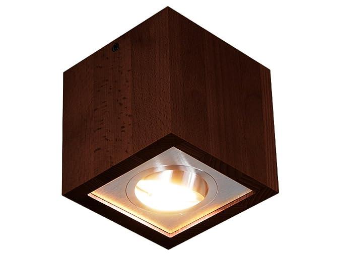 Plafoniere A Led Per Soggiorno : Plafoniera spot a soffitto led led1k12 nuss illuminazione