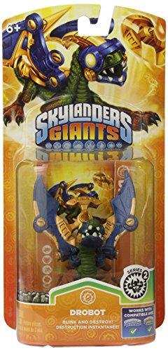 Skylanders Giants: Single Character Pack Core Series 2 Drobot -