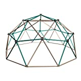 Lifetime Geometric Dome Climber Play Center, Earthtone offers