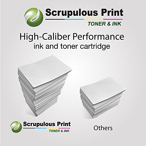 Scrupulous Print Compatible High Yield Toner Cartridge Replacement for CF226A CF226X, for use with HP LaserJet Pro M402d, M402dn, M402dne, M402dw, M402n, M426dw, MFP M426fdn, MFP M426fdw (Black) Photo #5