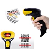 OBT-6801 Wired Handheld 1D 2D Barcodes QR Code Reader USB Cable Directly Use For Supermarket Retails Windows Android IOS POS System