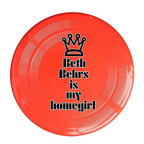 VOLTE Movie Star Is My Homegirl Red Flying-discs 150 Grams Outdoor Activities Frisbee Star Concert Dog Pet Toys