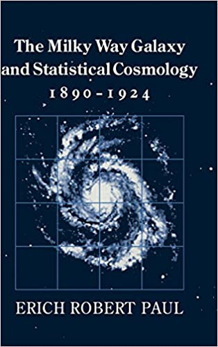 The Milky Way Galaxy and Statistical Cosmology, 1890-1924