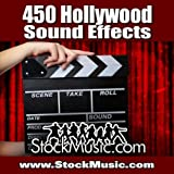450 Hollywood Sound Effects