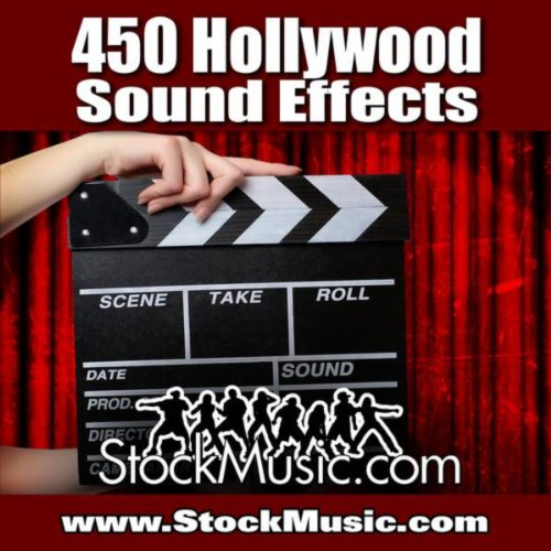 - 450 Hollywood Sound Effects