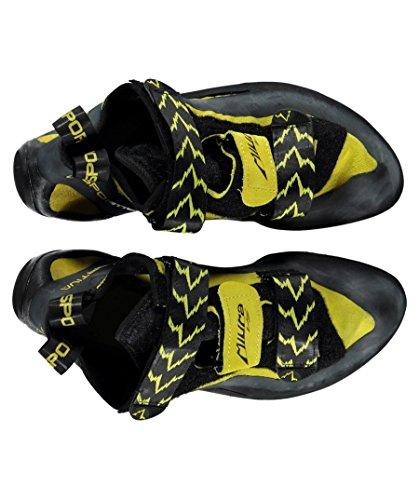 La nero giallo