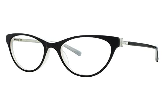 ted baker b719 womens eyeglass frames blackivory