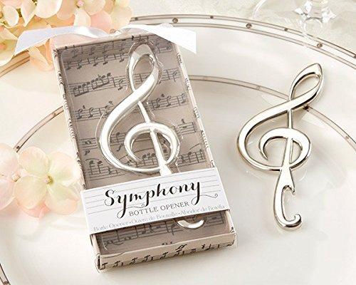 1 opinioni per Disok-Apribottiglie a forma di Nota Musicale in scatola regalo