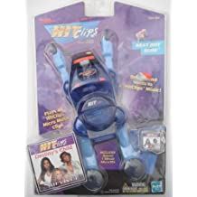 Hit Clips Micro Music System BEAT BOT 6000 Dancing Robot W/Destiny's Child SURVIVOR Hit Clips (2001 Tiger Electronics) by Hit Clips