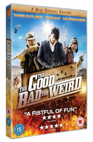 The Good, The Bad, The Weird [DVD] by Kang-ho Song B01I06Y7TK