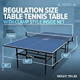 JOOLA Inside - Professional MDF Indoor Table Tennis