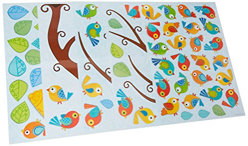 Carson Dellosa Boho Birds Bulletin Board Set (110202)