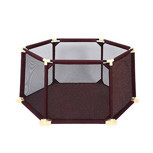 ANTSIR PlaySafe Playard Surround 6-Panel (Infant Yard Play Plastic)