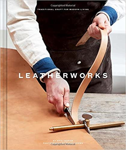 Book LeatherWorks: Traditional Craft for Modern Living