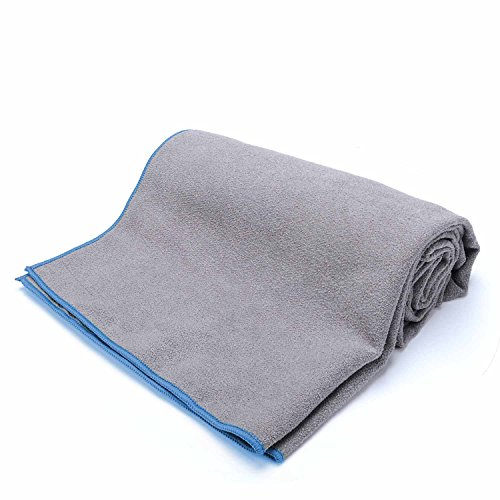 Loel Brikram Hot Yoga Towel Microfiber Suede Non Slip Hot