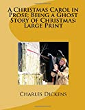Best Charles Dickens Ghost Stories - A Christmas Carol in Prose; Being a Ghost Review