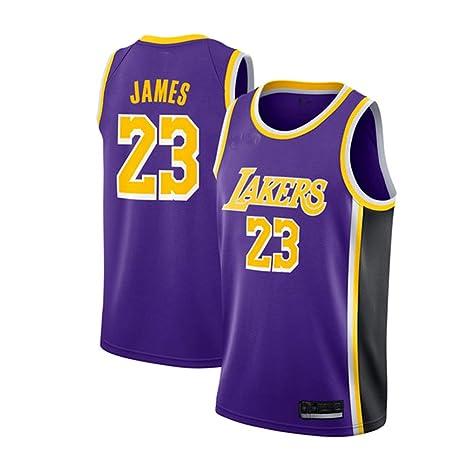 WOFEI Camiseta de Baloncesto # 23, Uniforme de Baloncesto ...