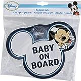 Disney Baby Mickey Car Signal (36 Months, Blue)