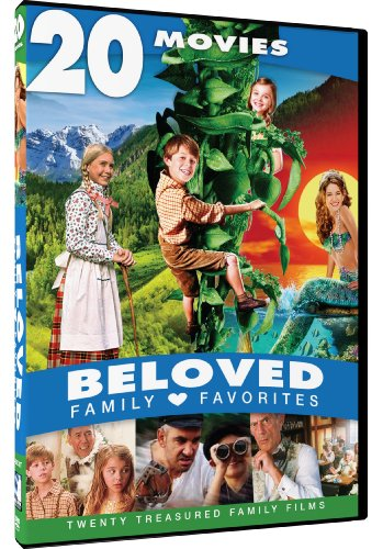 Beloved Family Favorites - 20 Movie Collection - Beloved Collection