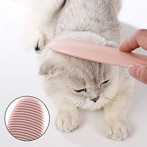 Katzenbürste Kamm Fellpflege Katze Zunge Bürste Katzenkamm,Massagebürste Massagekamm für Haustier Katzen,Katzenkämme…