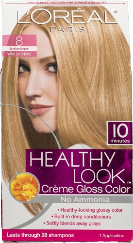 LOreal Paris Healthy Medium Vanilla