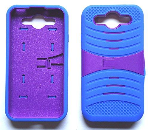 U/C-sBLUE/Purple Phone Case Cover for LG Optimus G Pro / E980 / E940 / F240L