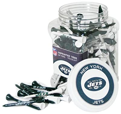 "Team Golf NFL 2-3/4"" Golf Tees, 175 Pack, Regulation Size, Multi Team Colors by Team Golf"