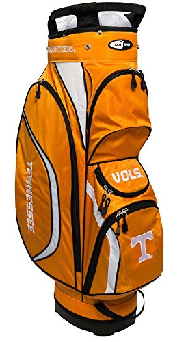 Team Golf NCAA Clubhouse Cart Bag, Tennessee by Team Golf