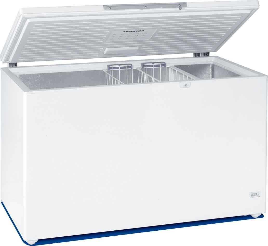 Liebherr GTL 4905 - Congelador (Baúl, Independiente, Color blanco ...