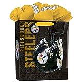 Turner Licensing Pittsburgh Steelers Large GoGo Gift Bag (8931022)