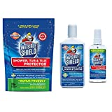 Unelko Corporation INVISIBLE SHIELD Shower Protection Pouch MANUFACTURER EXCLUSIVE OFFER