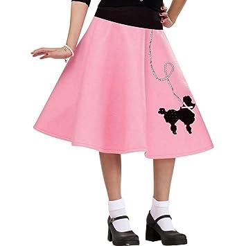Fun World FBA FW113282 L Kids 50s Poodle Skirt