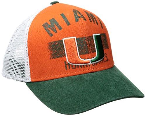 Miami Hurricanes Ncaa Hard Hat - 2