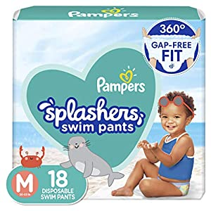 Pampers Splashers Swim Diapers...