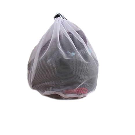 LUFA Lavado Bolsa de lavandería Lavadora Bolsas de malla Herramientas de limpieza doméstica Accesorios Lavado de ropa Cuidado Rejilla fina S