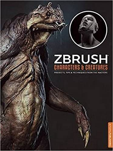ZBrush Characters and Creatures: Kurt Papstein, Mariano