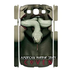 American Horror Story Brand New 3D Cover Case for Samsung Galaxy S3 I9300,diy case cover ygtg-770389 WANGJING JINDA